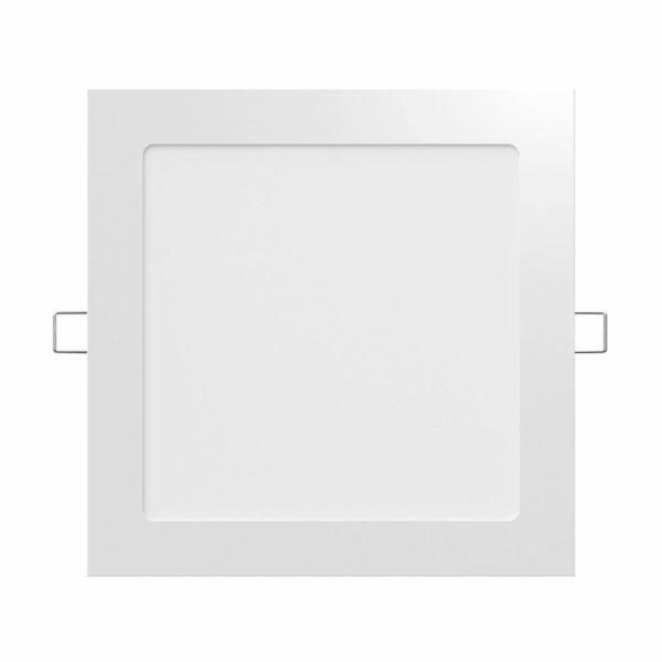 PANEL LED CUADRADO DE INSCRUSTAR 18W