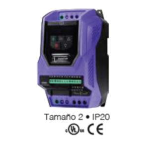 VARIADOR DE FRECUENCIA INVERTEK ECO – 3 HP / 5.8 AMP / 440V