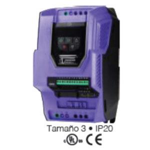 VARIADOR DE FRECUENCIA INVERTEK ECO – 15 HP / 24 AMP / 440V