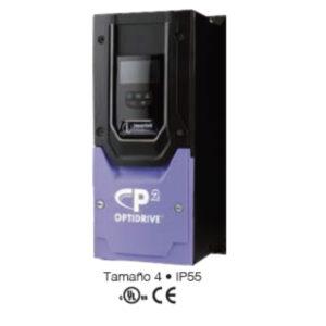 VARIADOR DE FRECUENCIA INVERTEK ( IP55 ) – VECTORIAL TERCERA GENERACIÓN (3GV) – 15 HP / 46 AMP / 220V