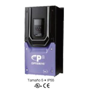 VARIADOR DE FRECUENCIA INVERTEK ( IP55 ) – VECTORIAL TERCERA GENERACIÓN (3GV) – 20 HP / 60 AMP / 220V