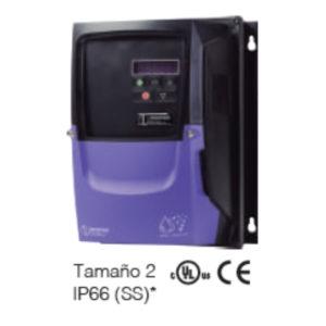 VARIADOR DE FRECUENCIA INVERTEK – 3 HP / 10.5 AMP / 220V