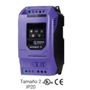 VARIADOR DE FRECUENCIA INVERTEK - 0.75 HP / 10.5 AMP / 110V