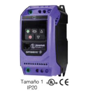VARIADOR DE FRECUENCIA INVERTEK – 2 HP / 7 AMP / 220V