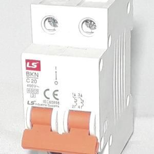 minibreaker ls 2x20
