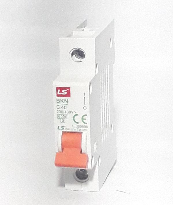 minibreaker ls 1X40