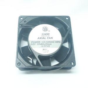 VENTILADOR 110V AC 92X92X25 MM