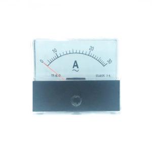AMPERIMETRO ANÁLOGO 0-30 AMP SPK