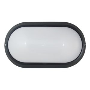 LAMPARA TORTUGA LED 6 W NEGRA LEXMANA