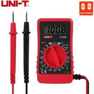 Multimetro Digital Pequeño UNI-T UT20B