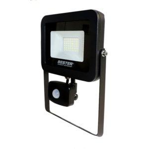 Reflector Led Con Sensor 50W Bester