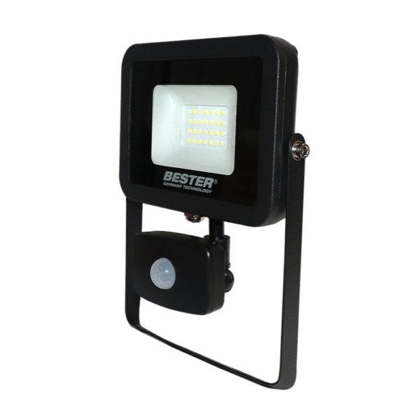 Reflector Led Con Sensor 30W Bester