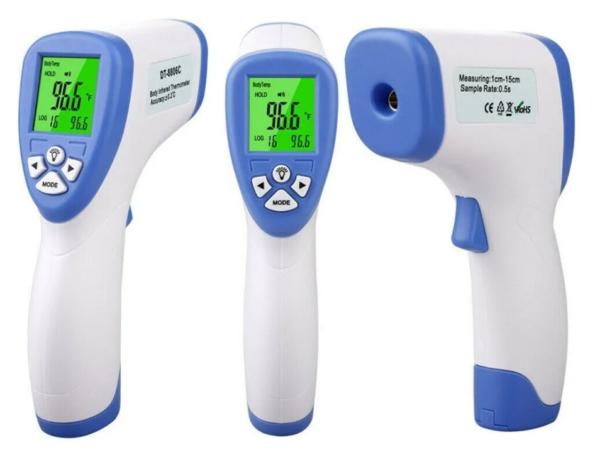 Termometro temperatura corporal