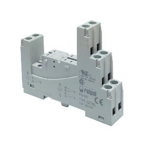 Base para Mini Relevo Relpol de 8 Pines 12A