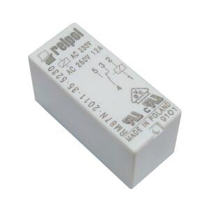 Mini Relevo Relpol 5 Pines 230V AC - Ref 46976